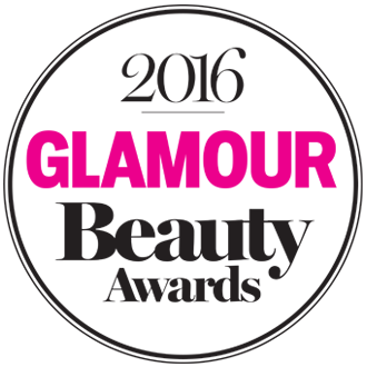 image of the glamour 2016 award seal