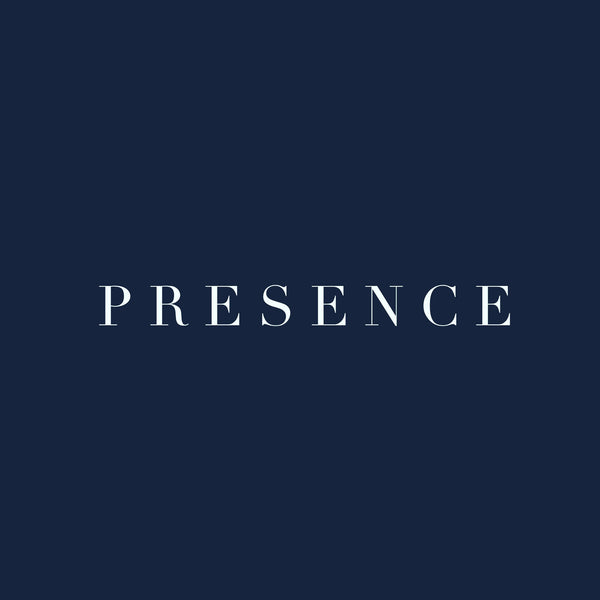 PRESENCE  - a moment with God