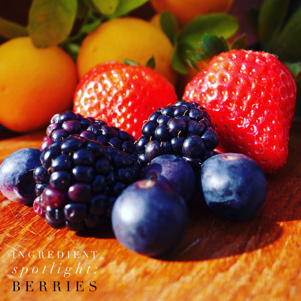 The Benefits of Berries