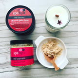 Red Currant Collection - Whipped Butter Creme, Candle and Body Scrub