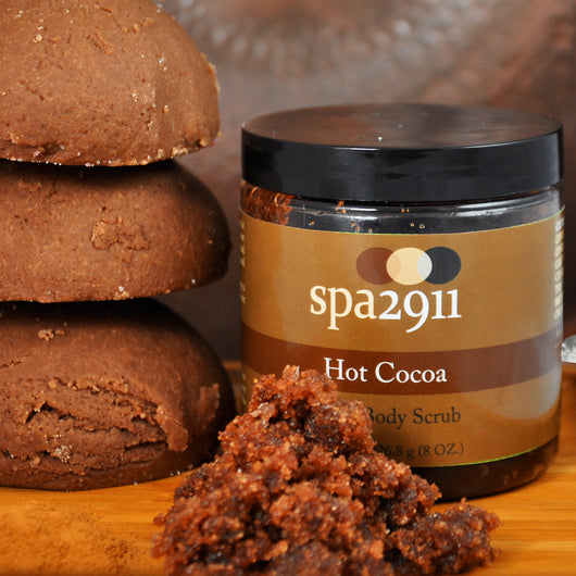 Hot Cocoa Sugar Body Scrub - Shop2911