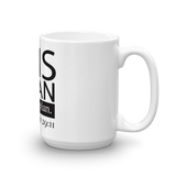 His Plan is my Plan Coffee Mug - Shop2911