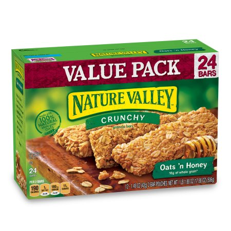 Nature Valley Oats 'n Honey Granola Bars