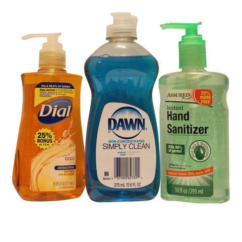 Hand and Dishwashing Soap