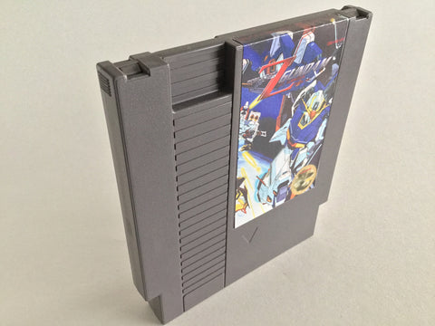 Mobile Suit Z Gundam (Homebrew Game) - NES