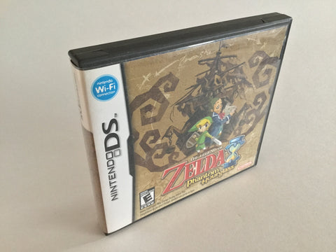Legend of Zelda Phantom Hourglass (CIB) - Nintendo DS