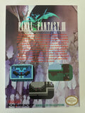 Final Fantasy III (Homebrew) - NES