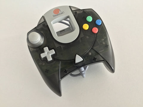 Dreamcast Controller (Smoke Gray Edition)