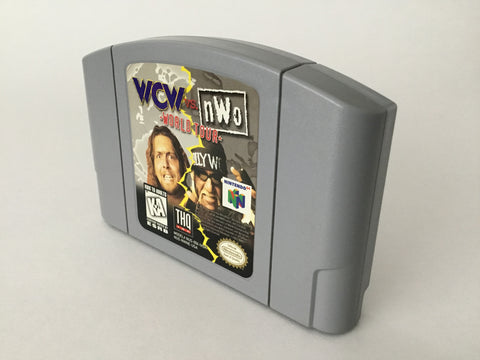 WCW vs Nwo World Tour - N64