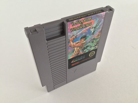 Wizards & Warriors - NES