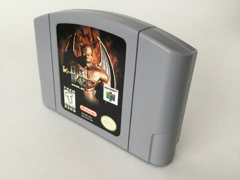 Killer Instinct Gold - N64