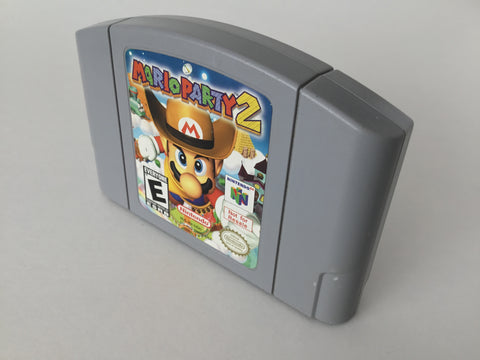 Mario Party 2 Not For Resale - N64