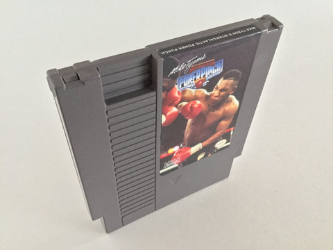 Mike Tyson's Intergalactic Power Punch (Homebrew Game) - NES