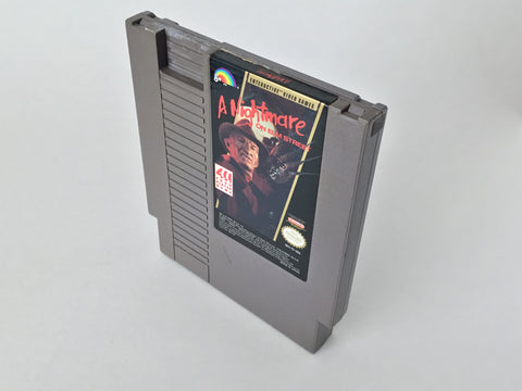 A Nightmare on Elm Street - NES