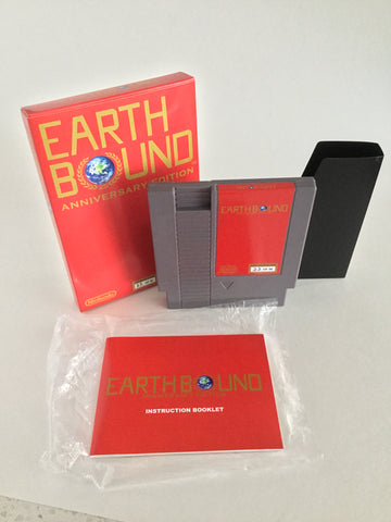 Earthbound (Homebrew Game) - NES