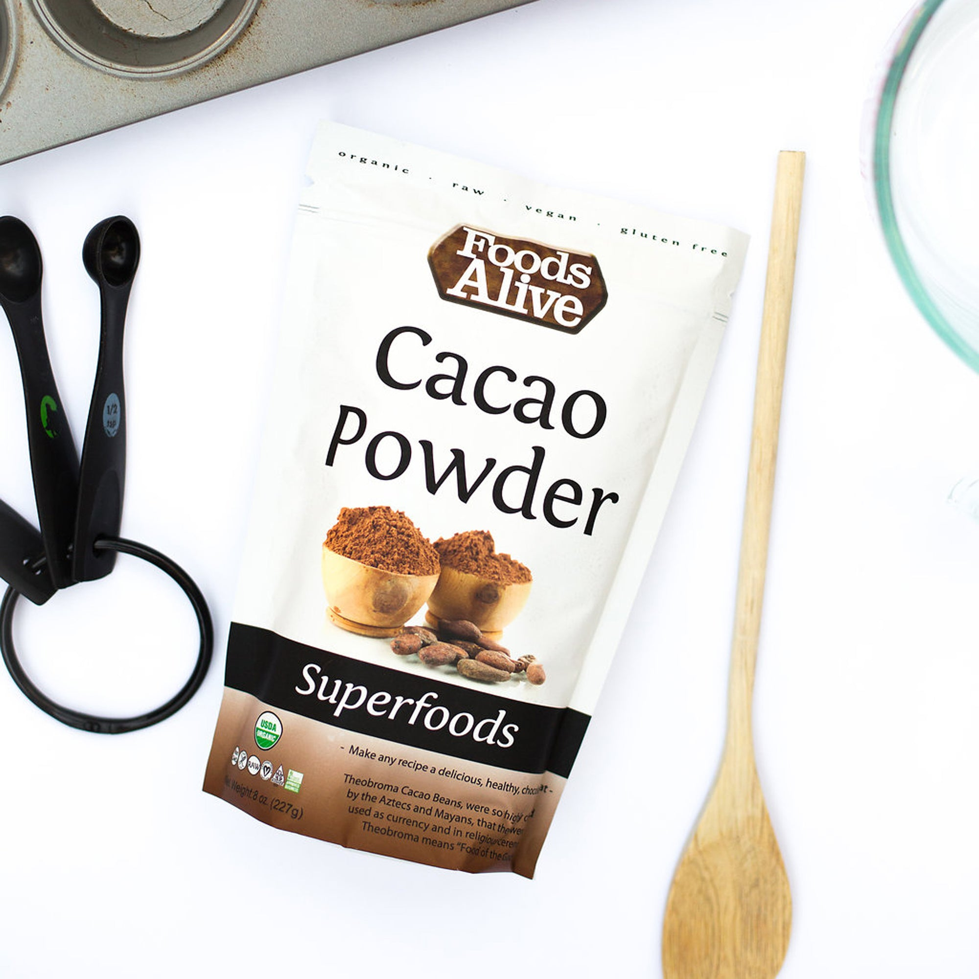 8 Scientifically Backed Benefits of Cacao Powder - Foods Alive