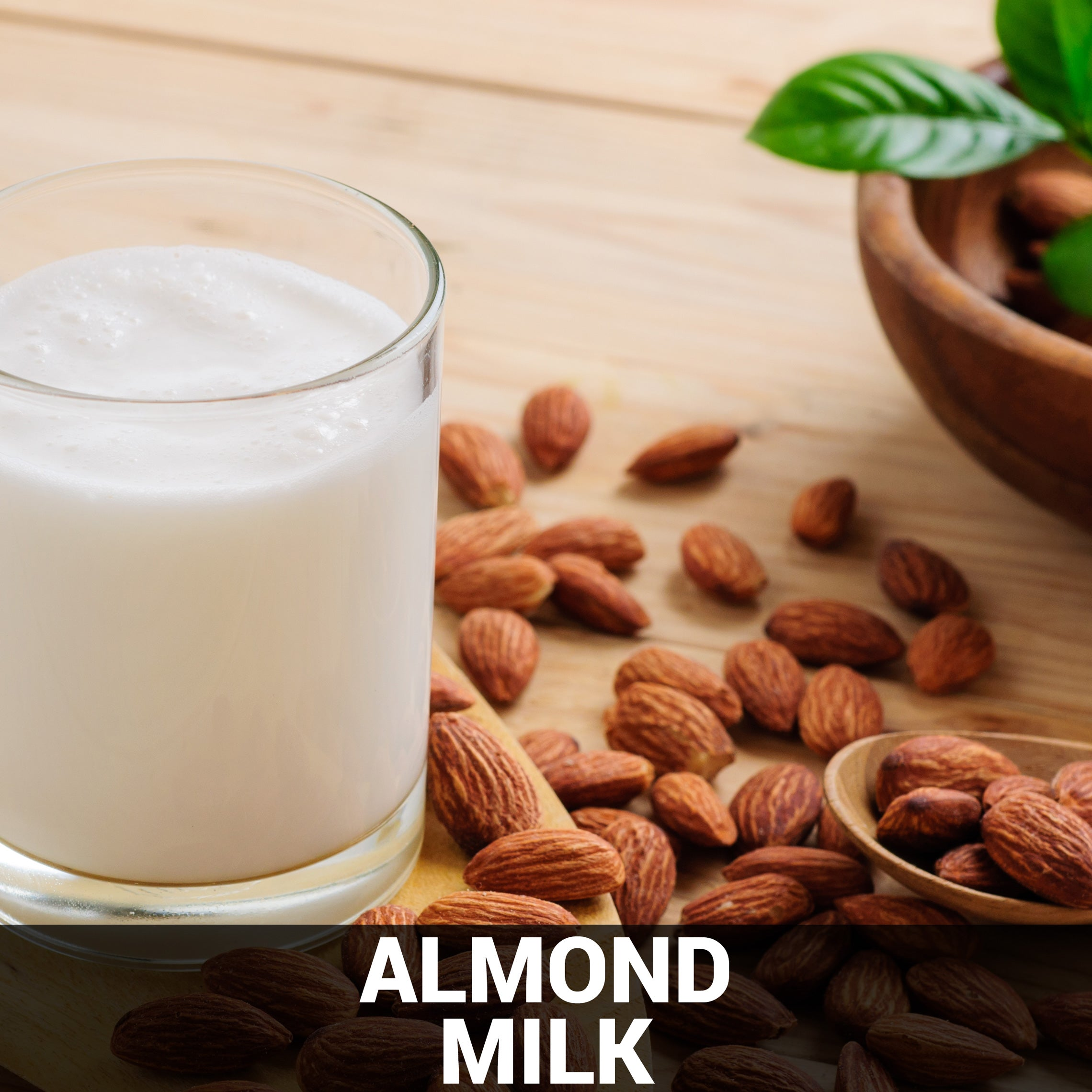Almond Milk Recipe - Foods Alive