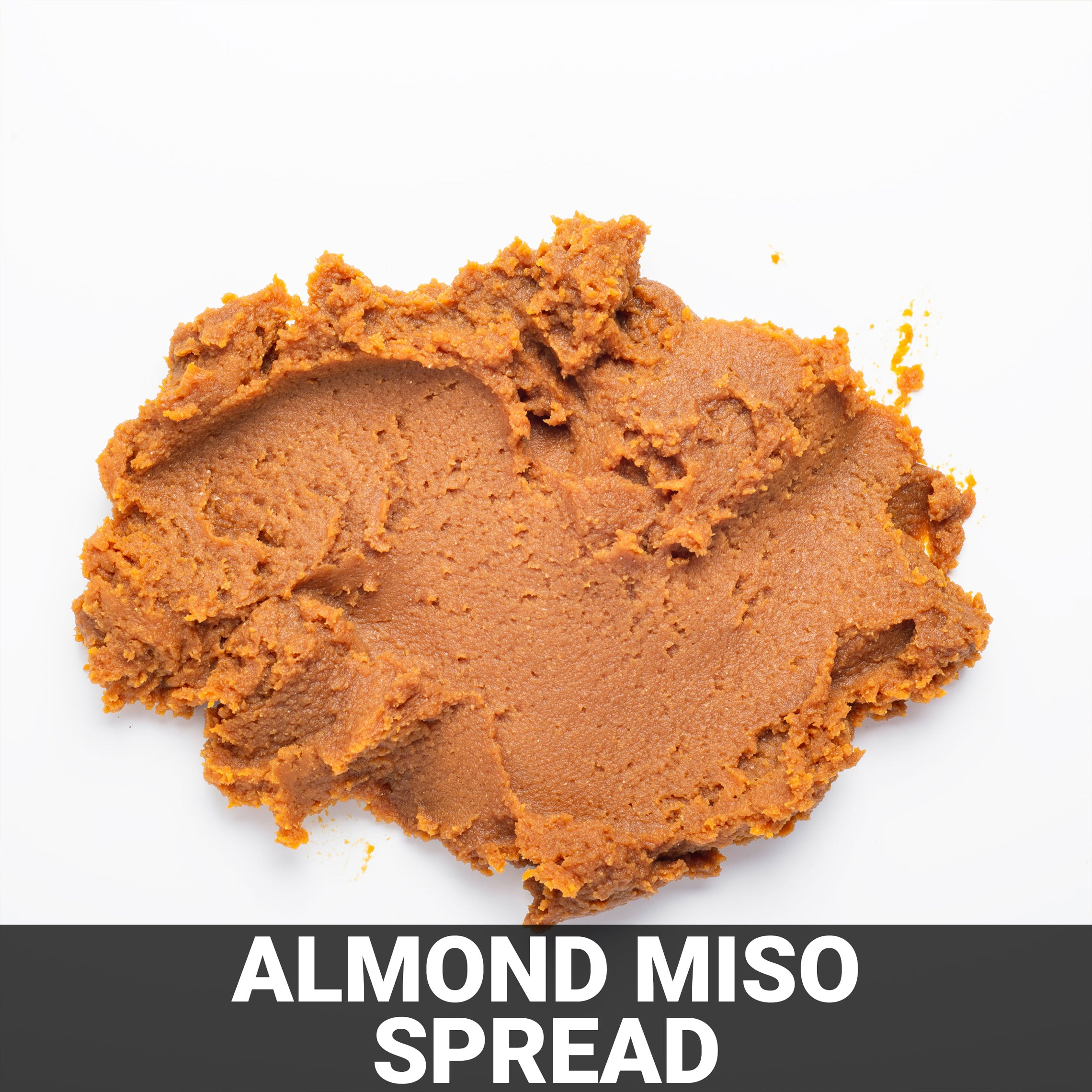 Almond Miso Spread Recipe - Foods Alive
