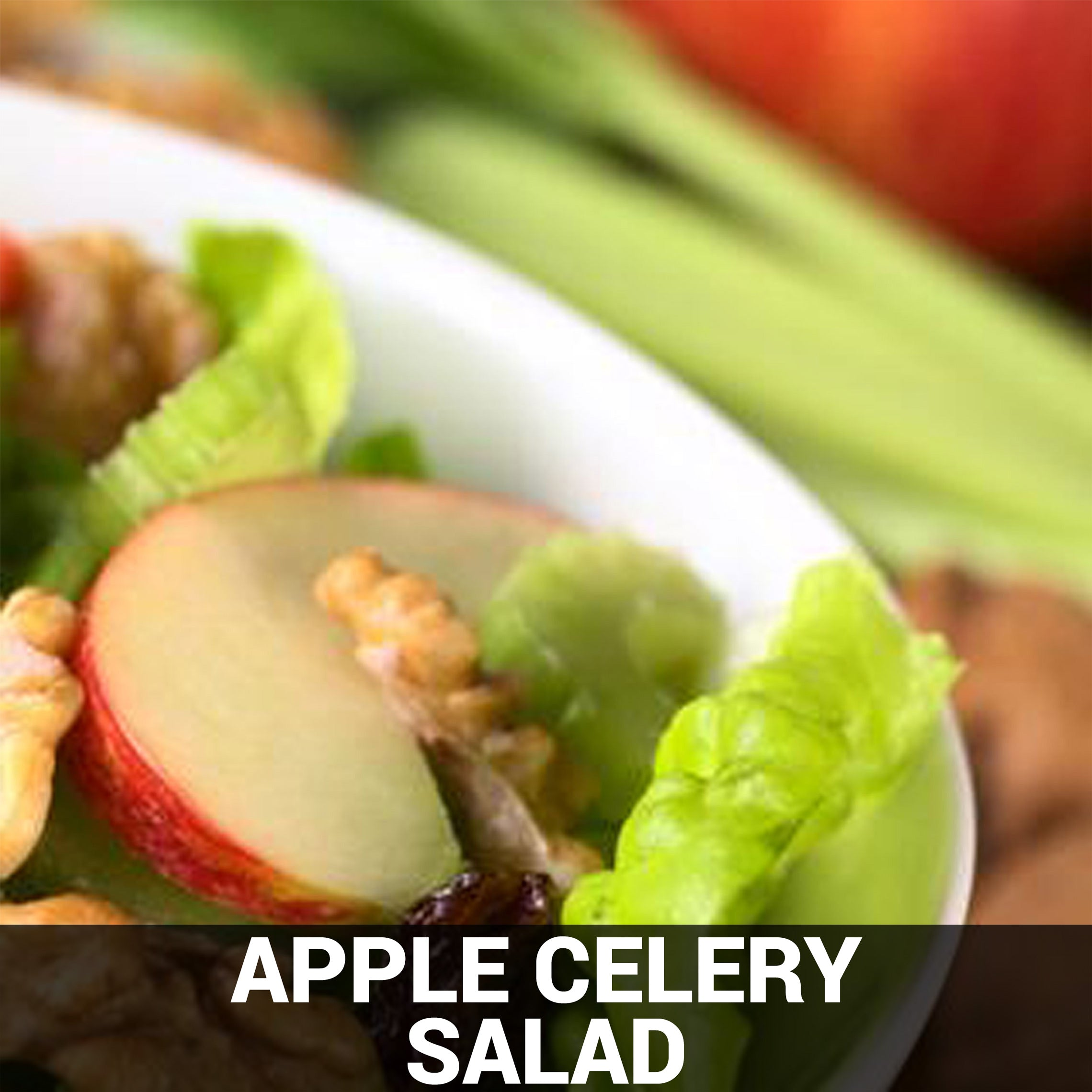 Apple Celery Salad Recipe - Foods Alive