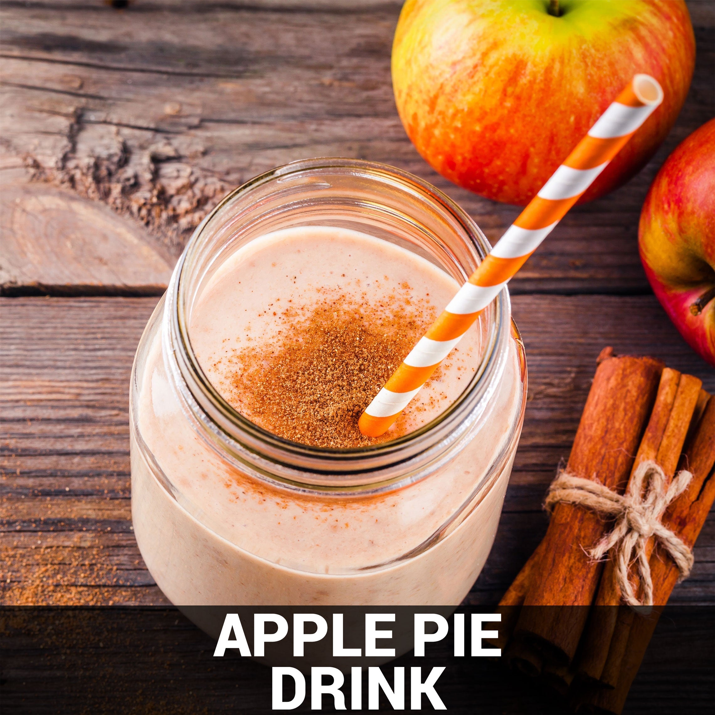 Apple Pie Drink Recipe - Foods Alive