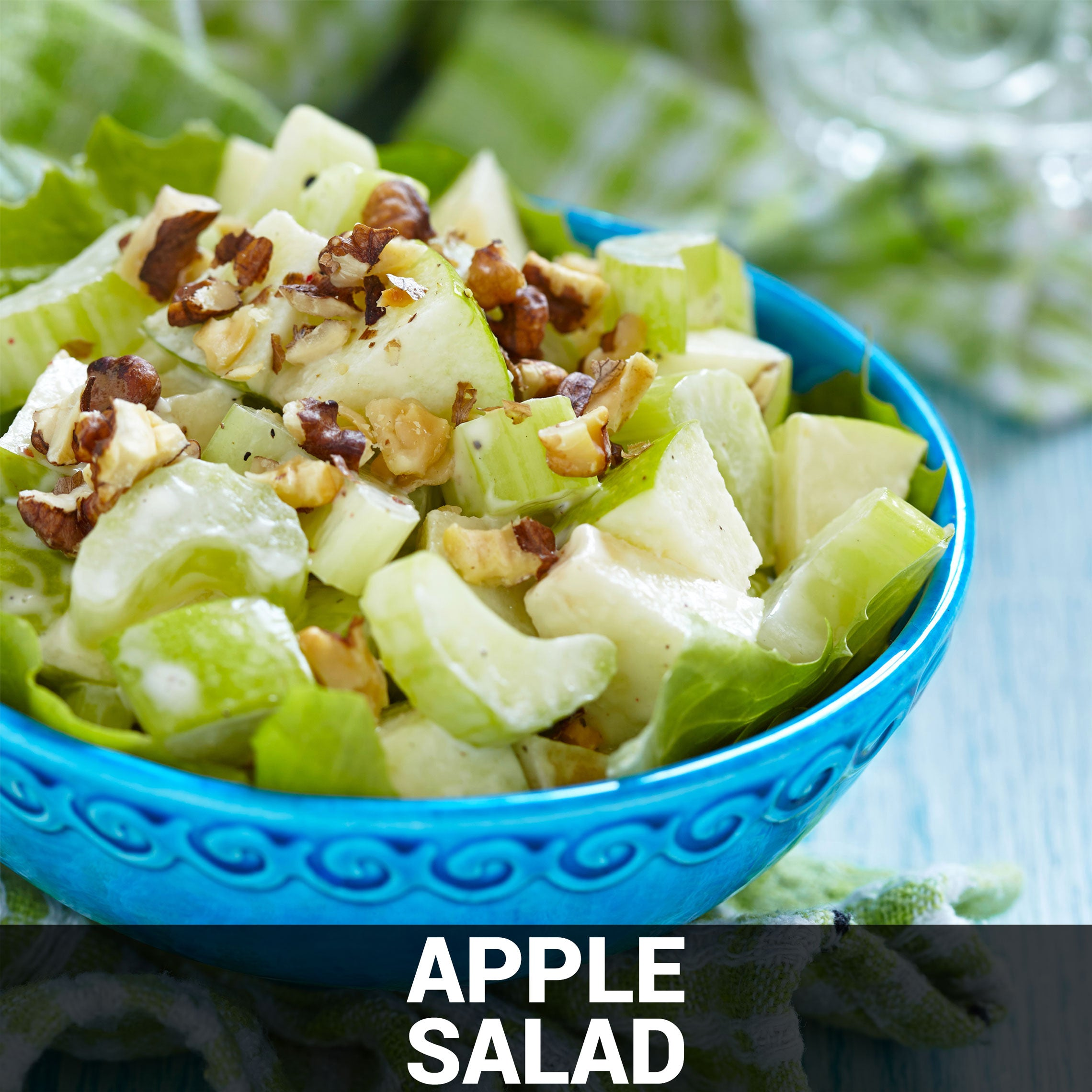Apple Salad Recipe - Foods Alive