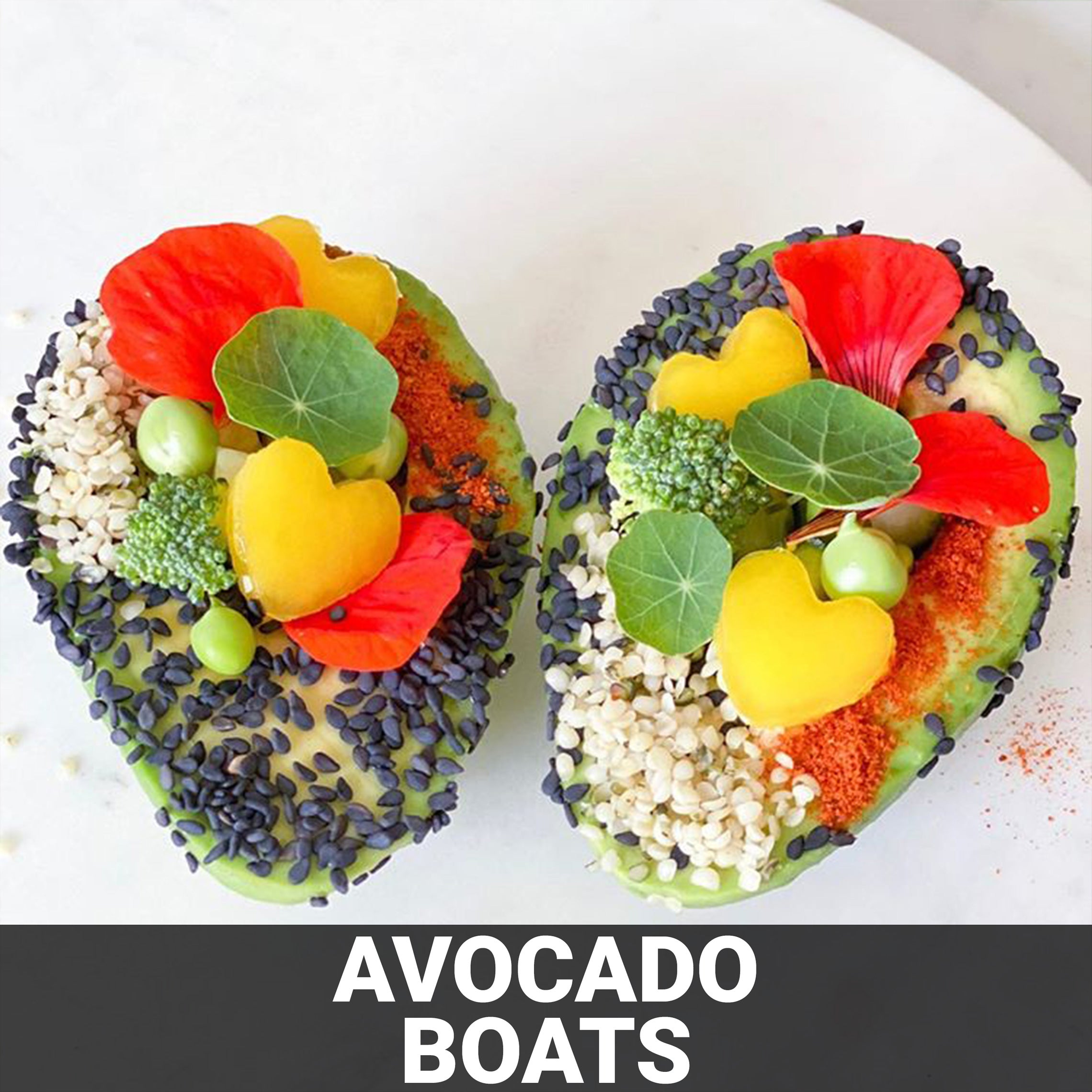 Avocado Boats Recipe - Foods Alive