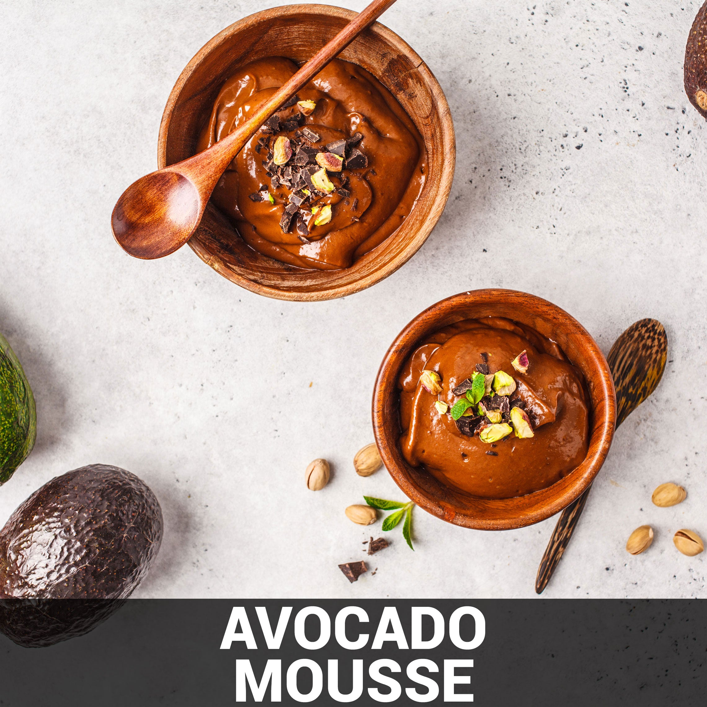 Avocado Mousse Recipe - Foods Alive