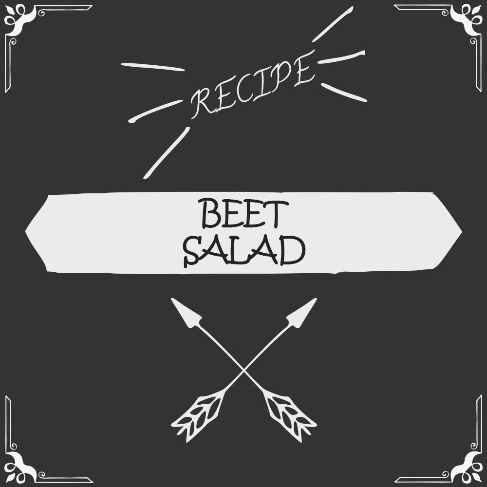 Beet Salad Recipe - Foods Alive