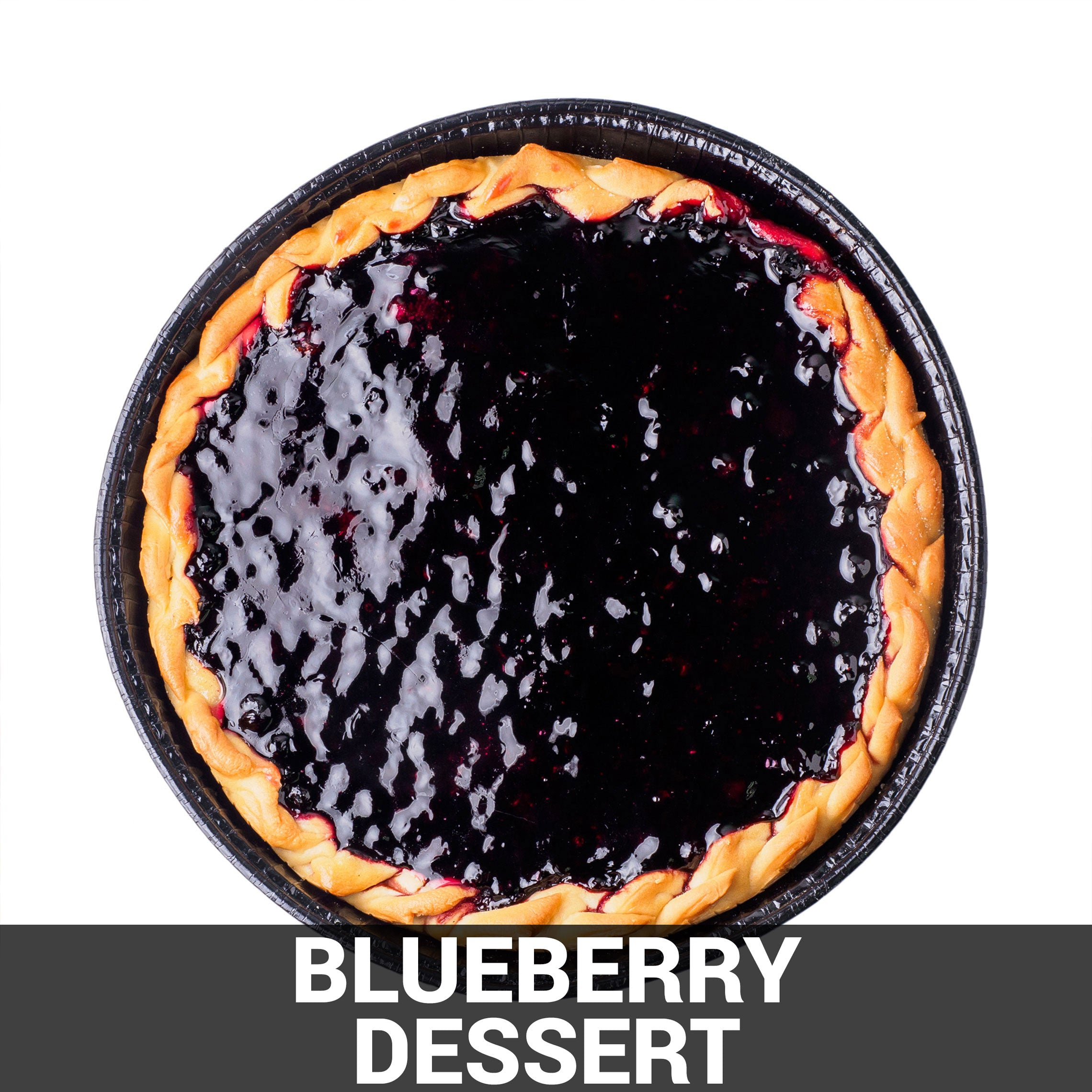 Blueberry Dessert Recipe - Foods Alive