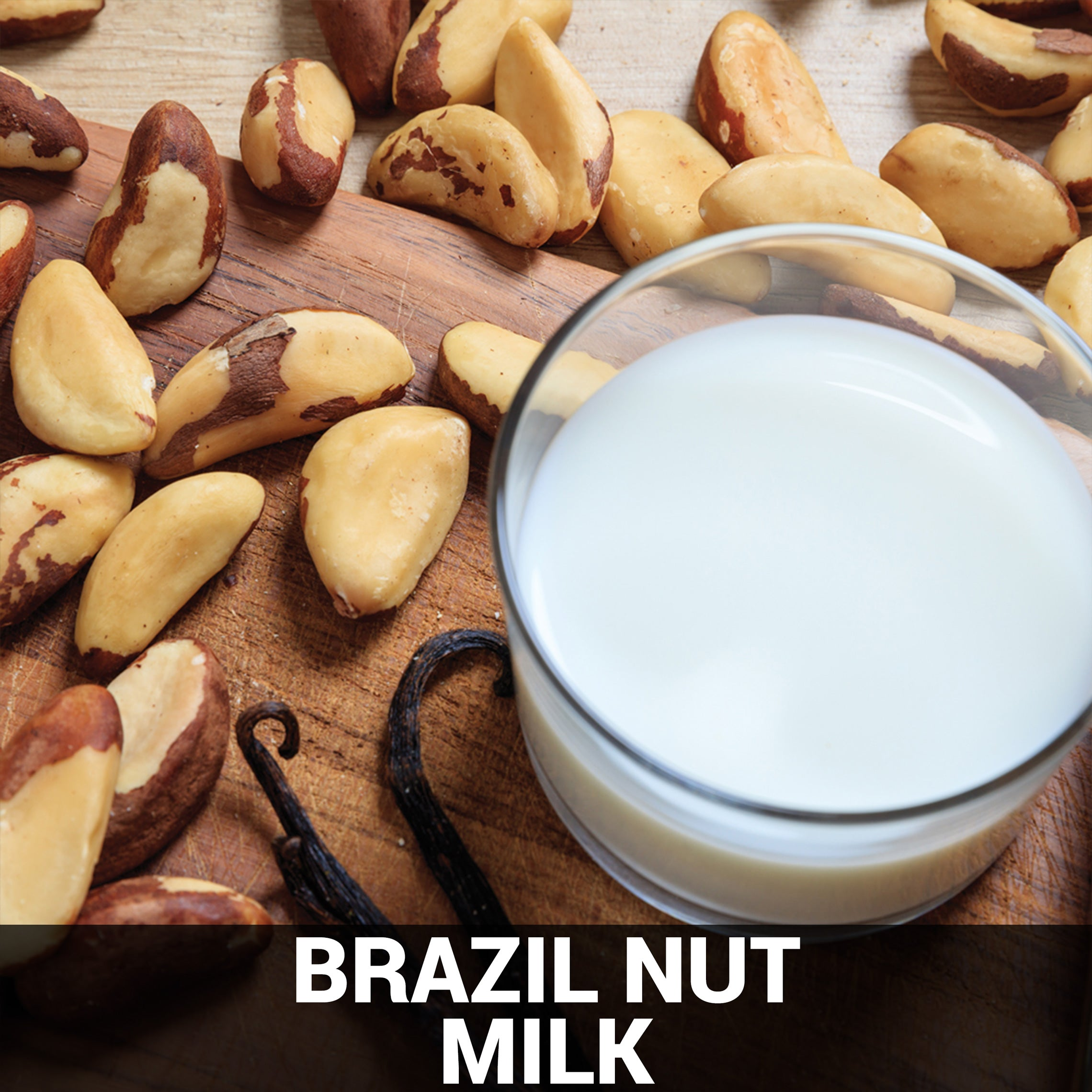 Brazil Nut Milk Recipe - Foods Alive