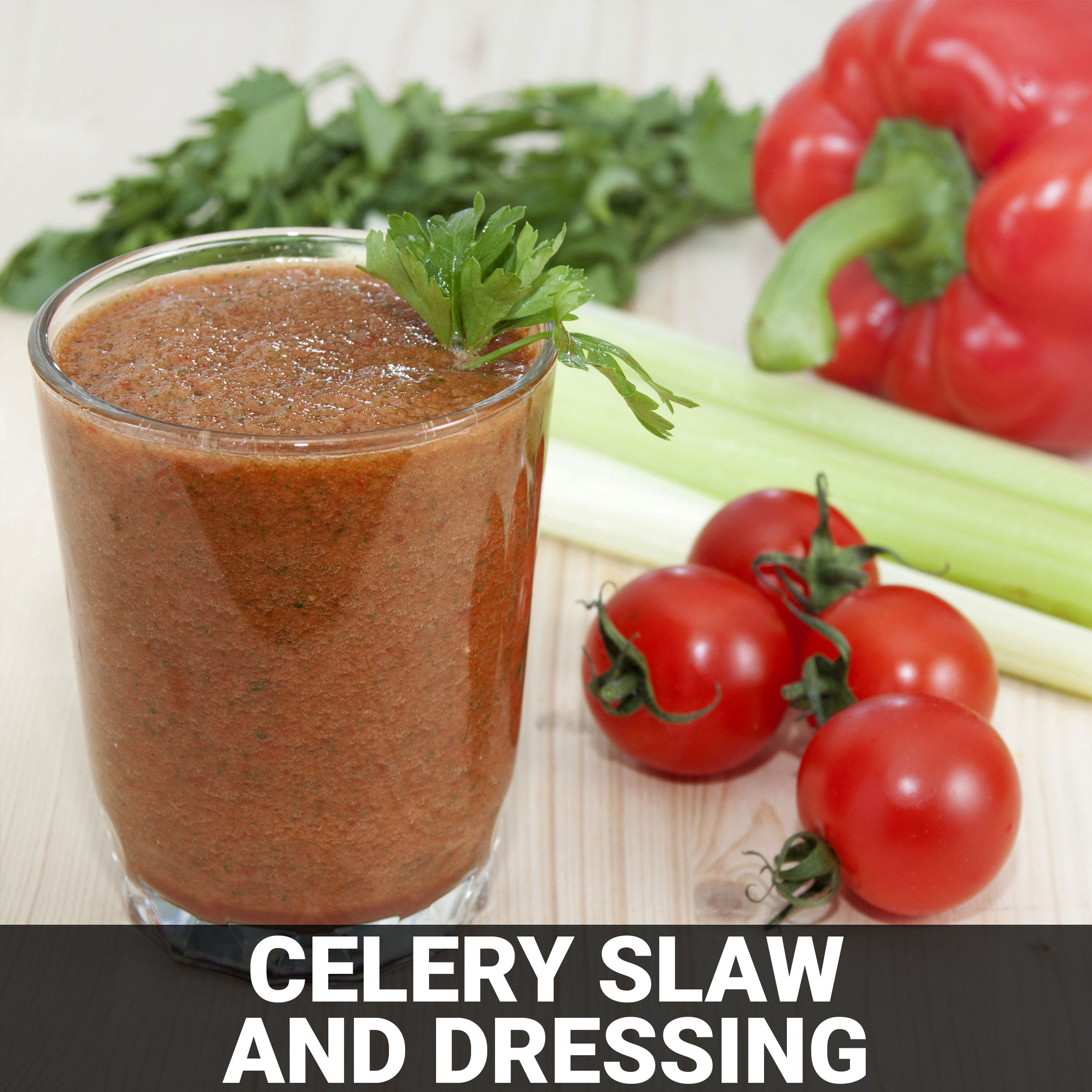 Celery Slaw and Dressing Recipe - Foods Alive