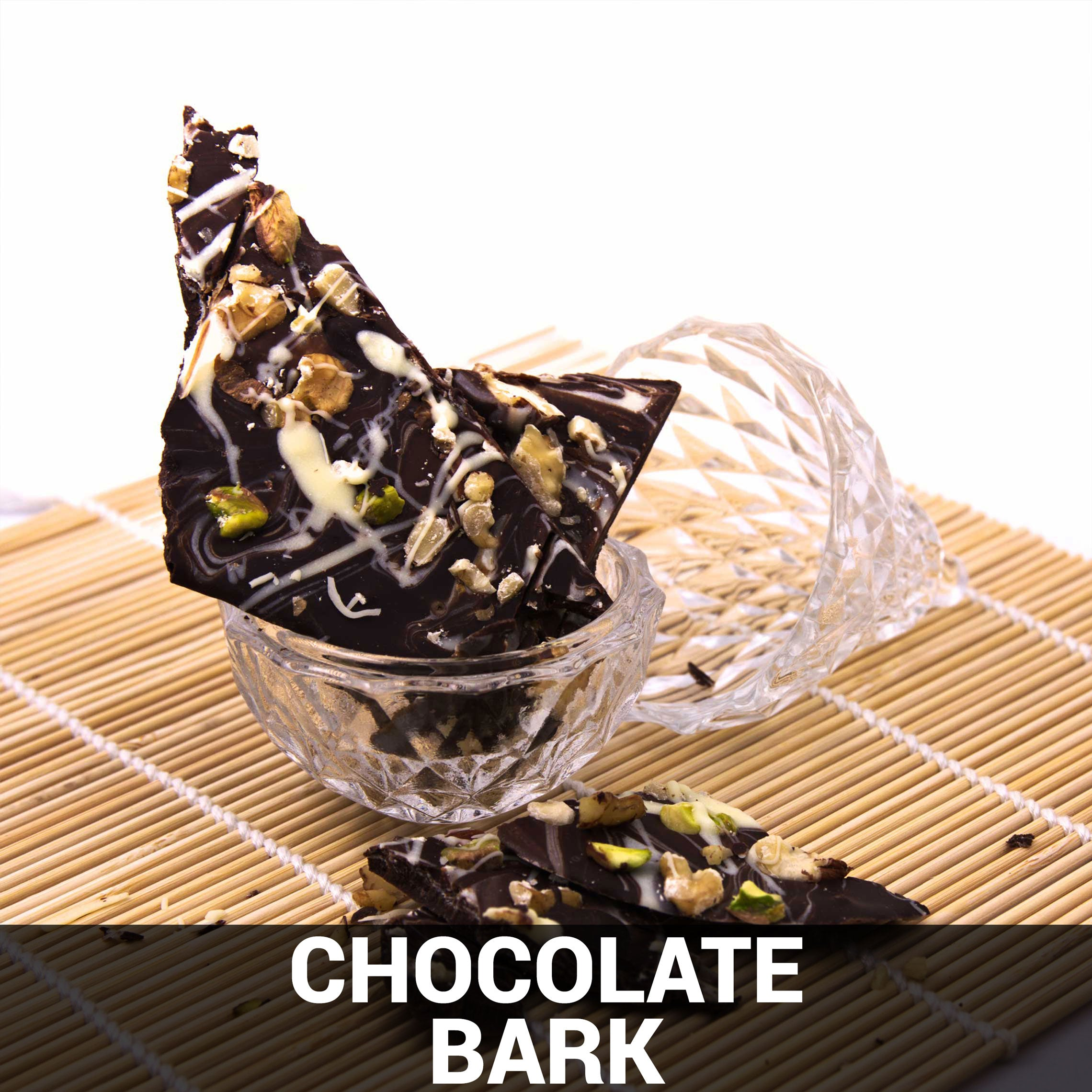 Chocolate Bark Recipe - Foods Alive