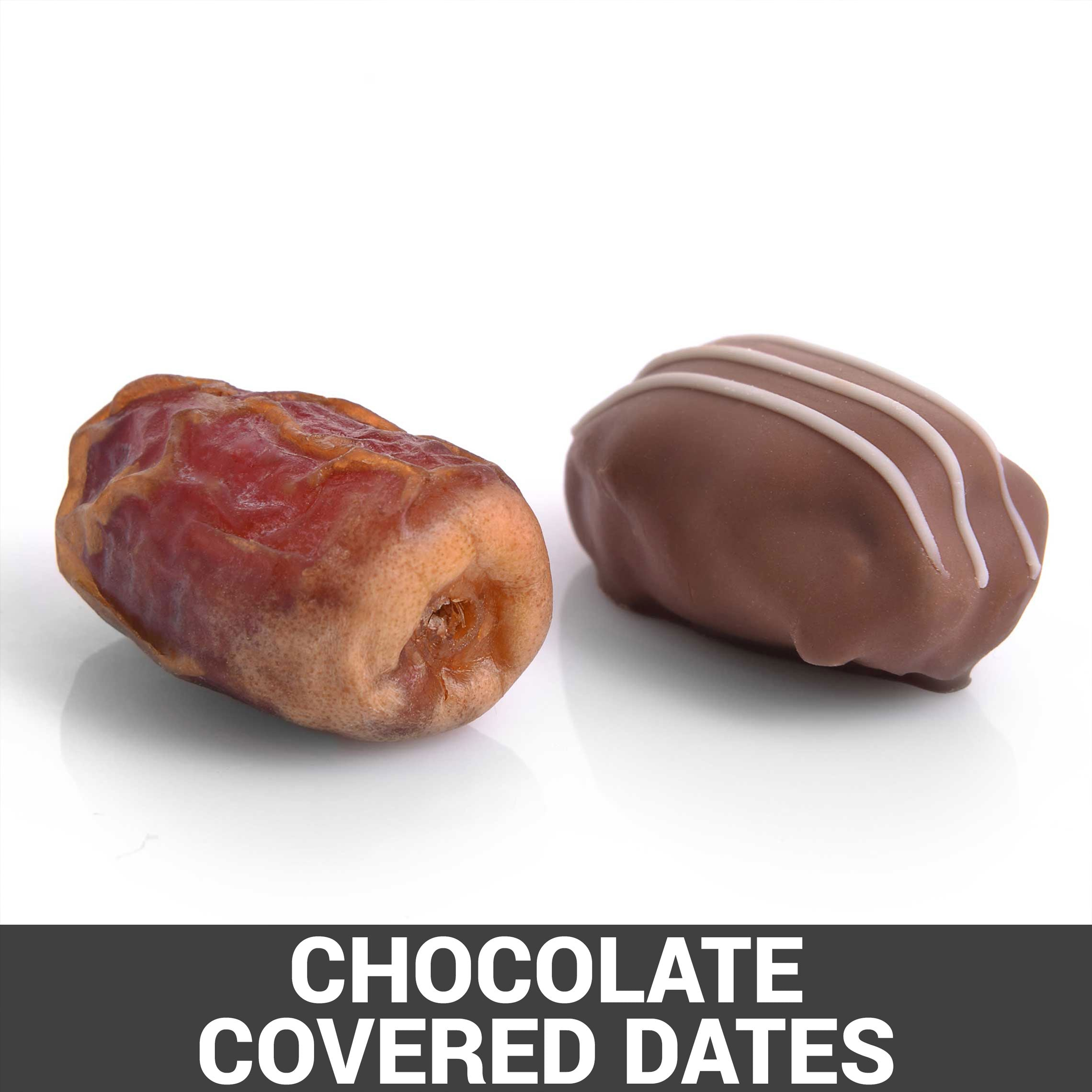 Chocolate Covered Datesn Recipe - Foods Alive