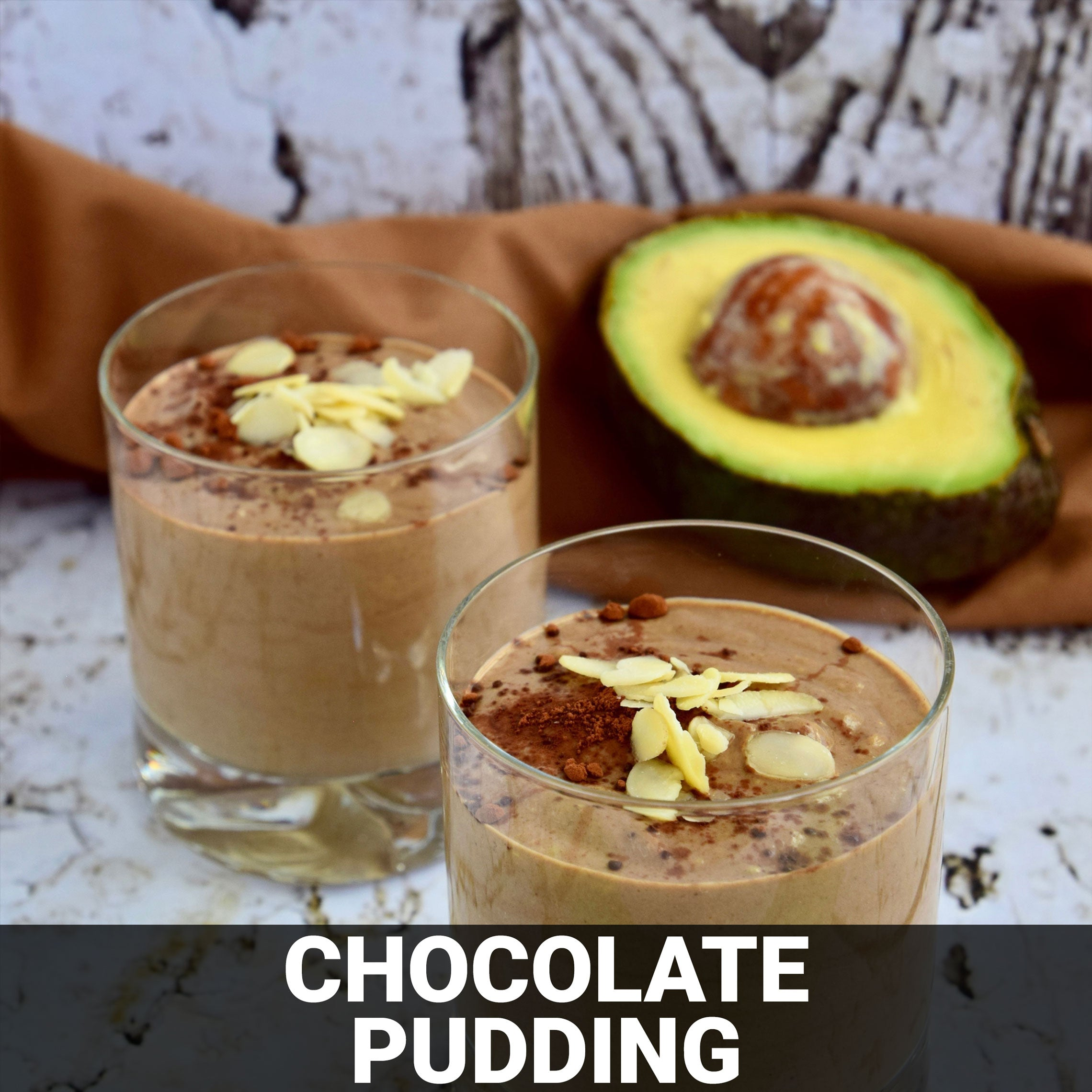 Chocolate Pudding Recipe - Foods Alive