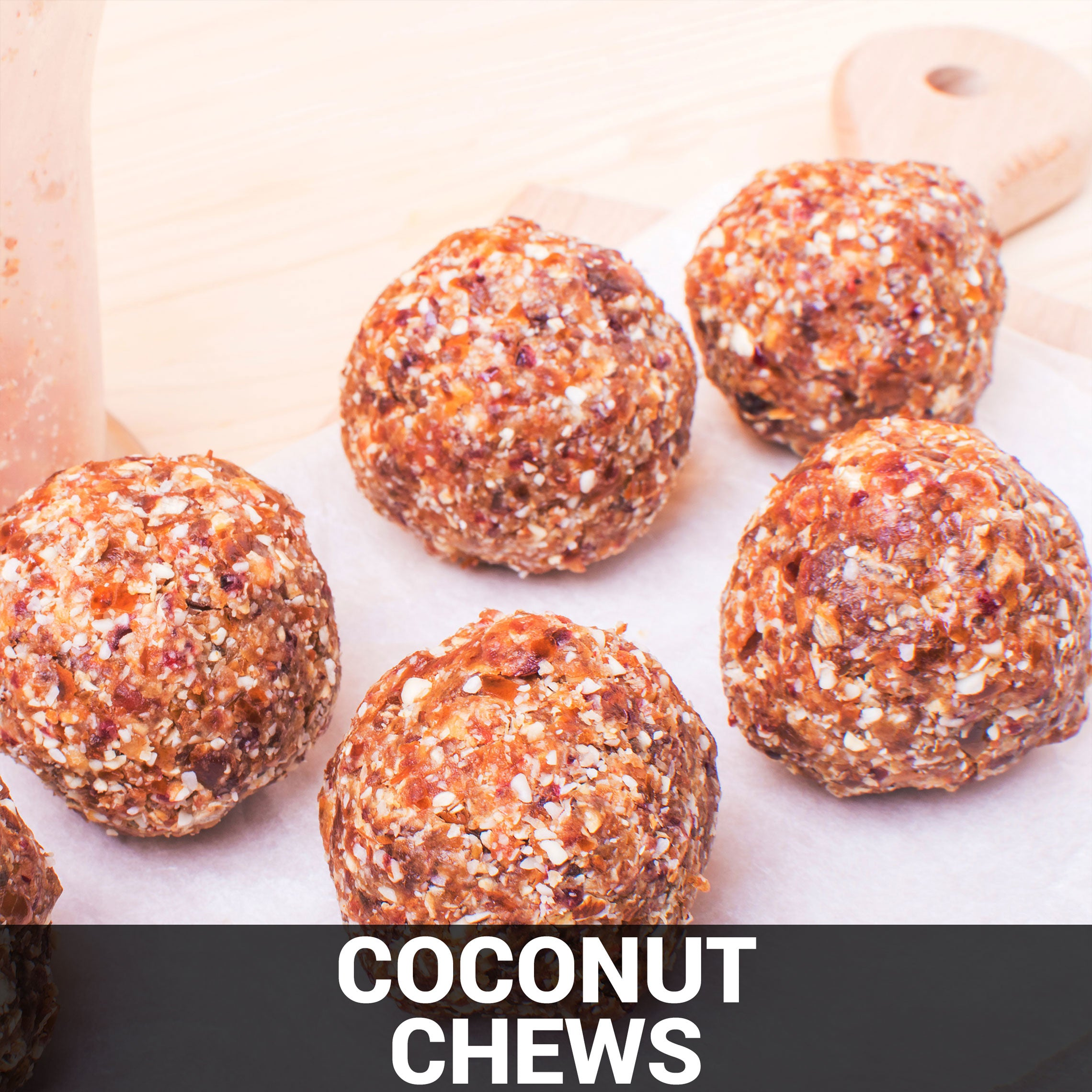 Coconut Chews Recipe - Foods Alive