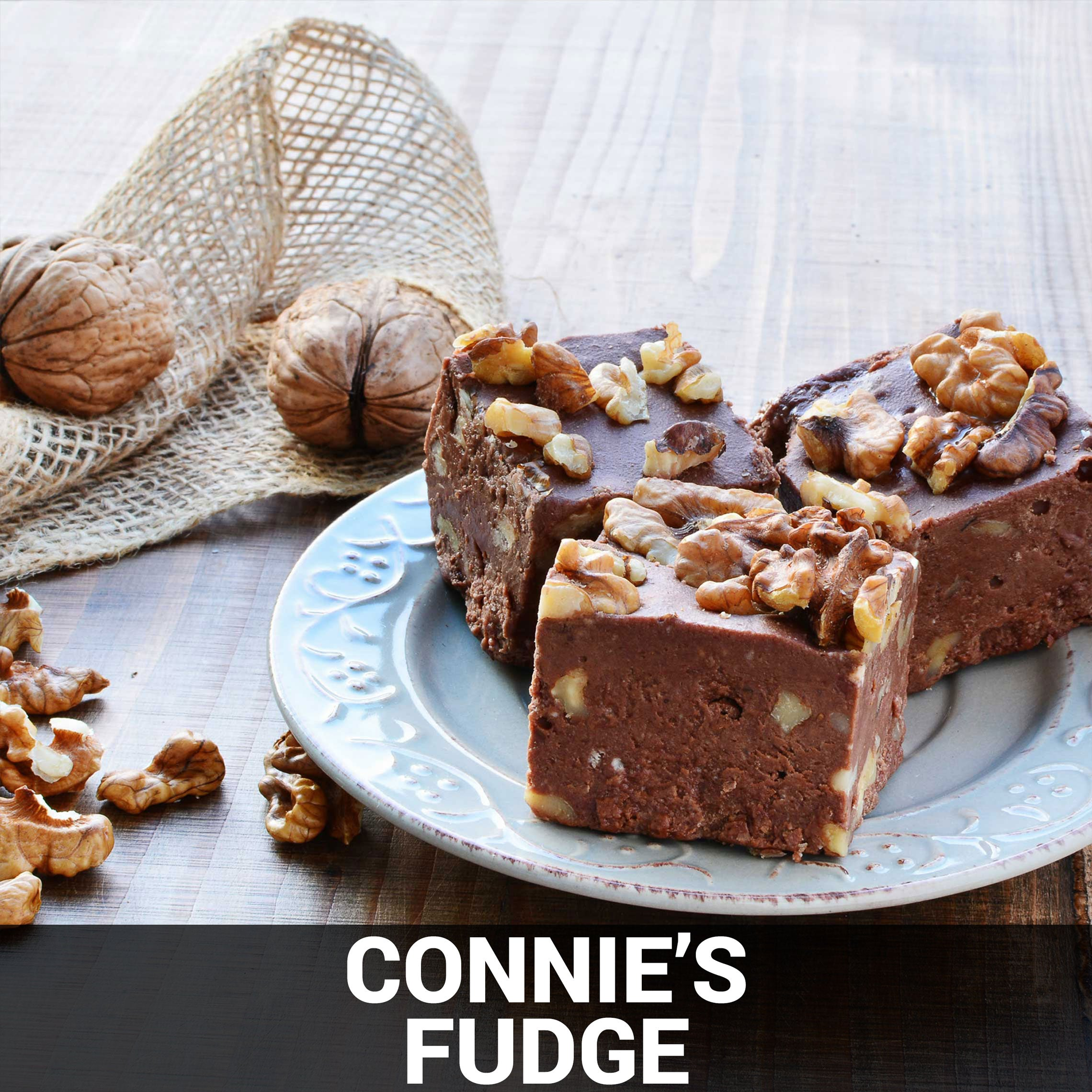 Connie's Fudge Recipe - Foods Alive