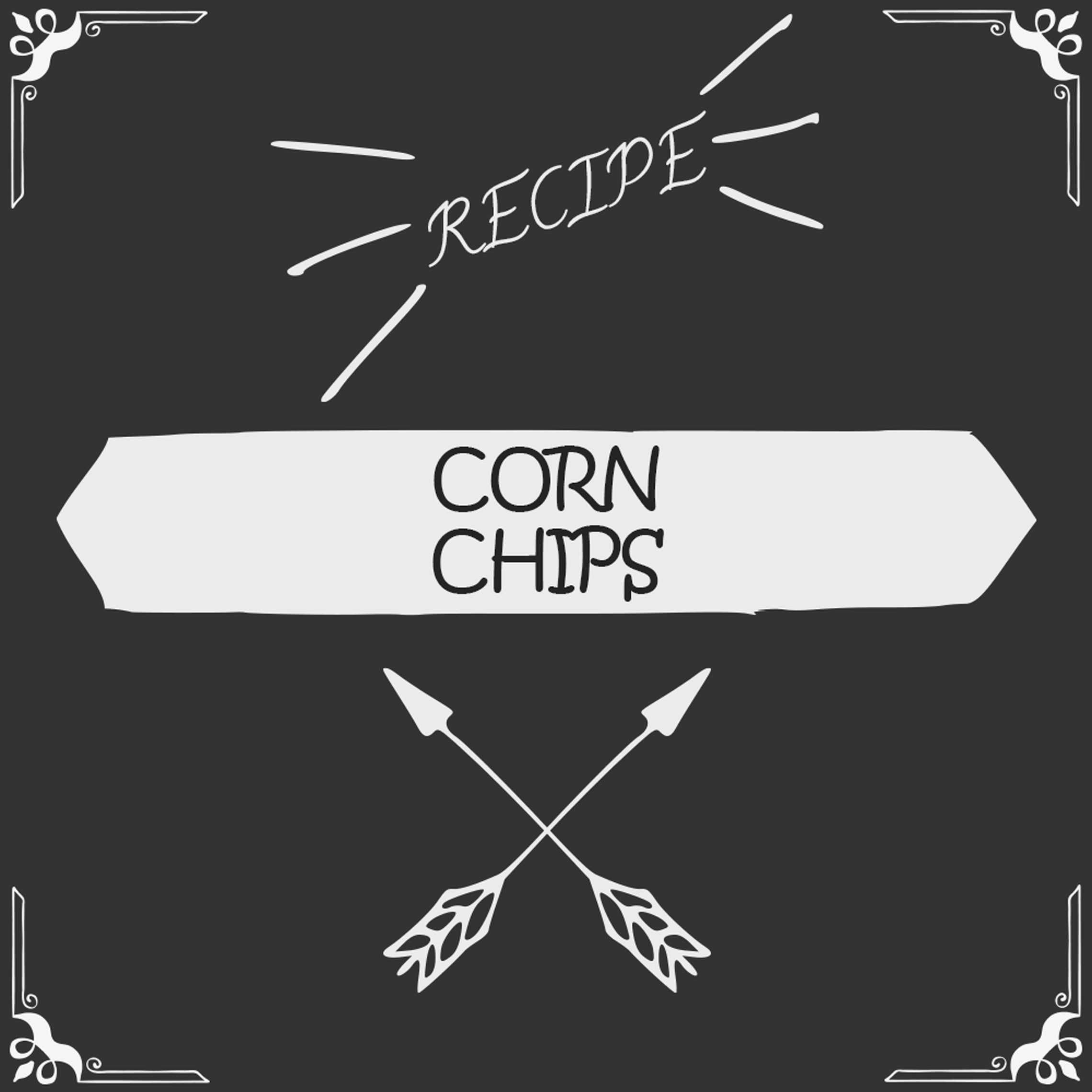 Corn Chips Recipe - Foods Alive