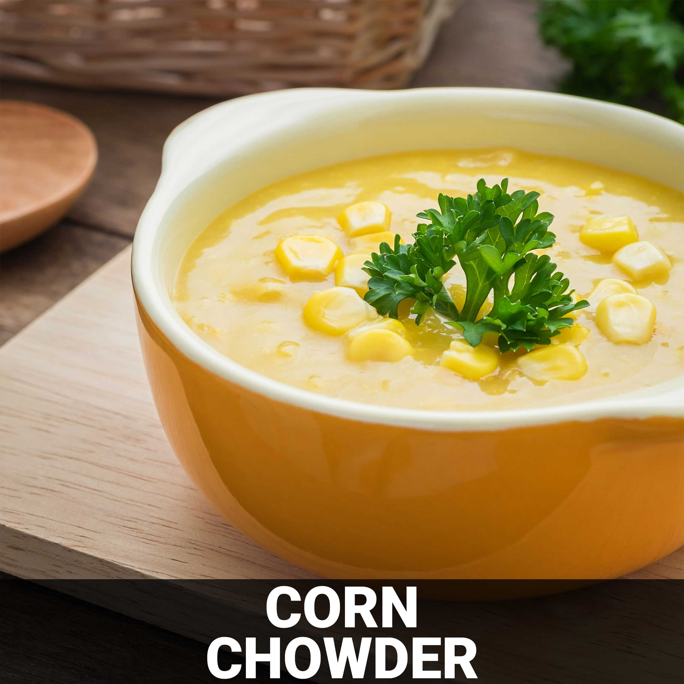 Corn Chowder Recipe - Foods Alive