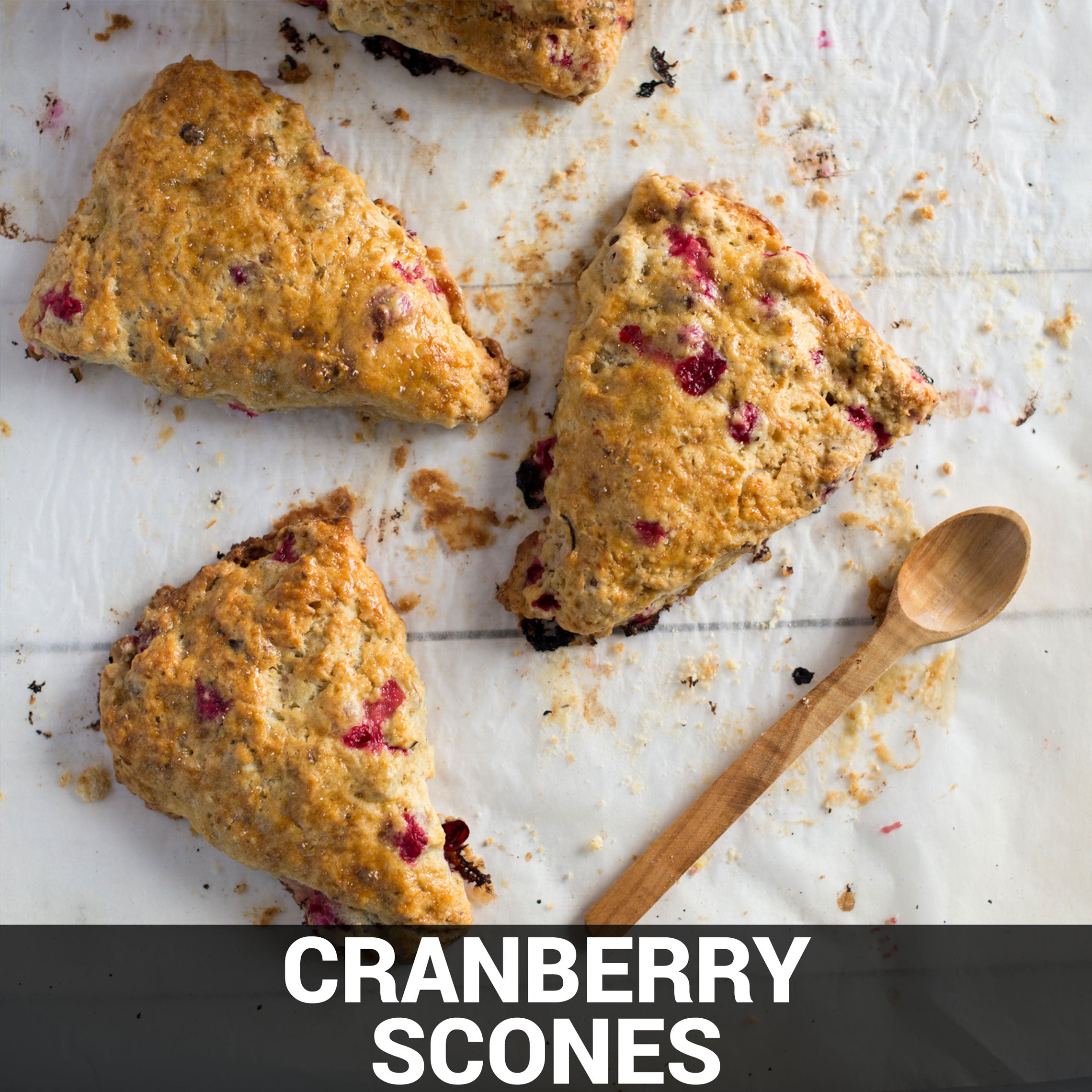 CCranberry Scones Recipe - Foods Alive