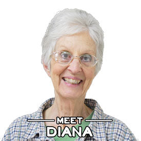 Meet Diana - Foods Alive