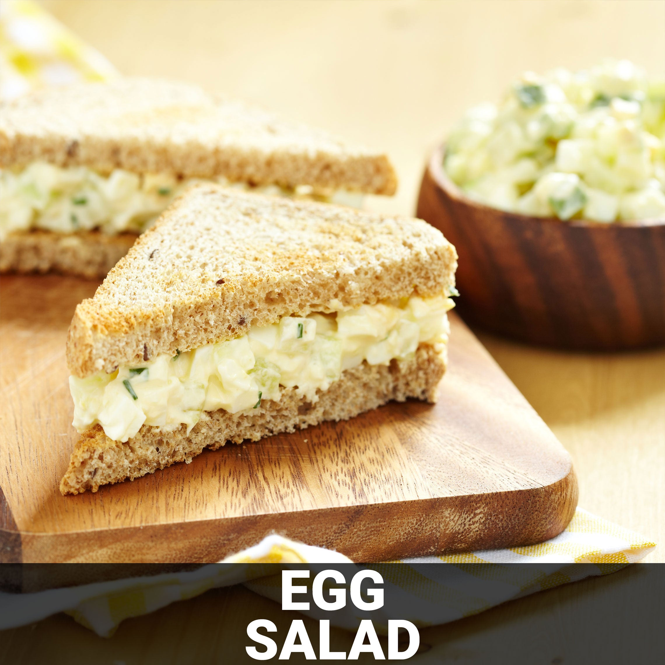 Egg Salad Recipe - Foods Alive