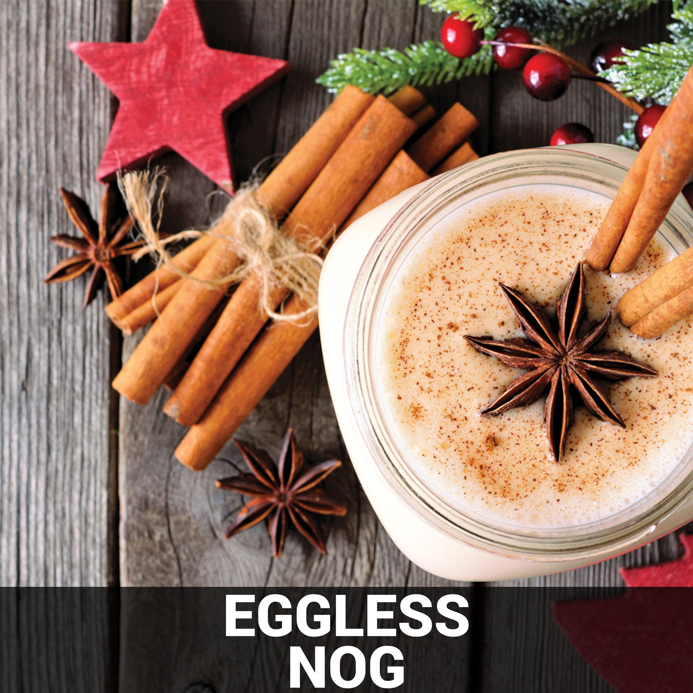 Eggless Nog Recipe - Foods Alive