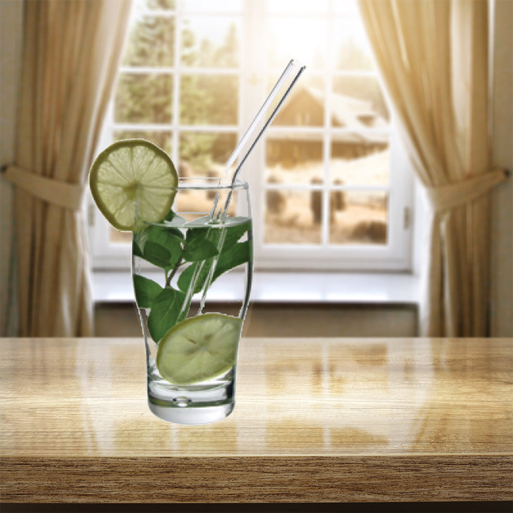 Glass Straws - Assorted Sizes - Foods Alive