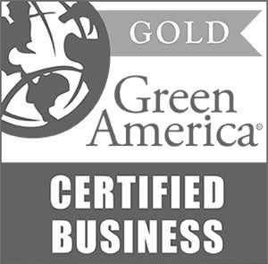 Green America Certified Business - Gold