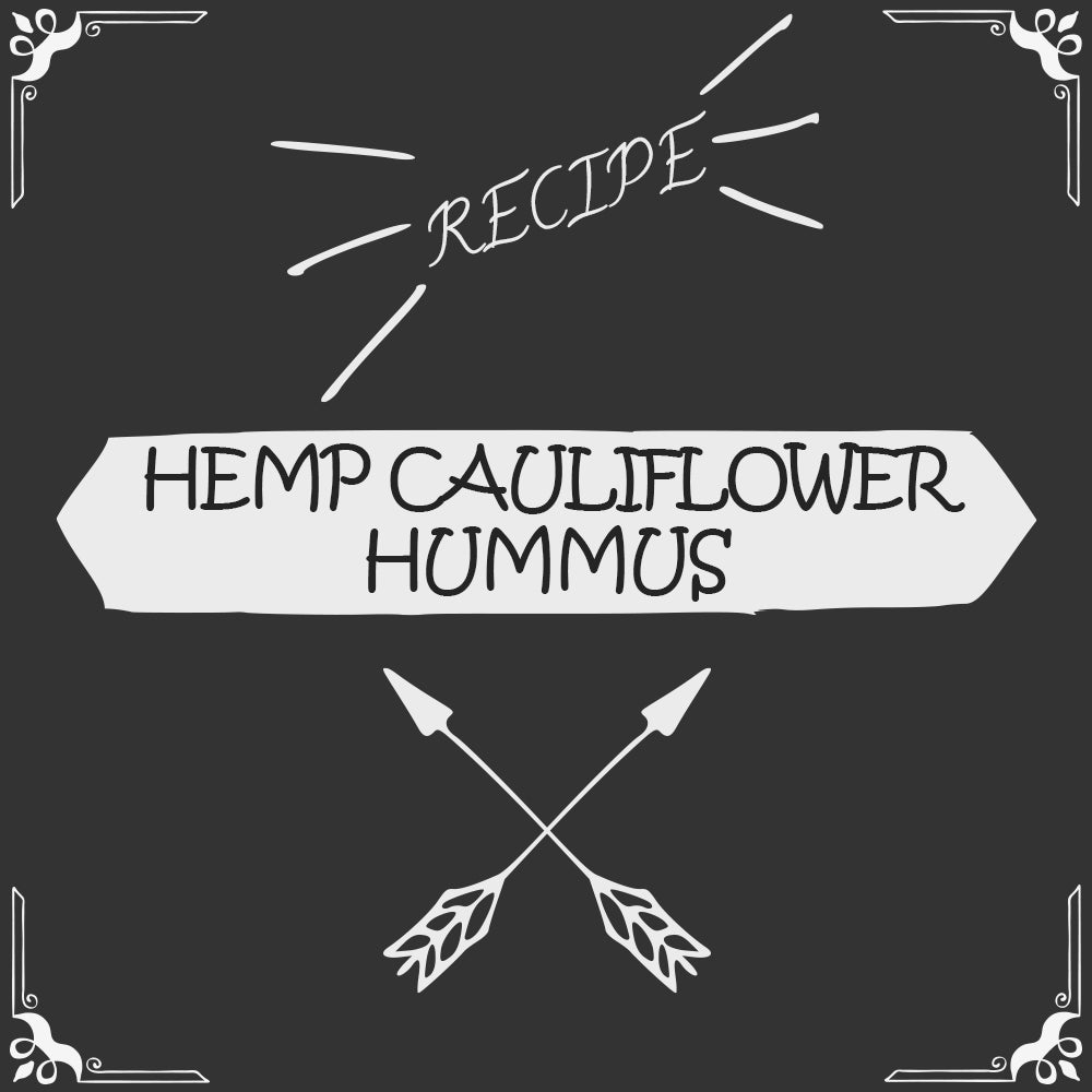 Hemp Cauliflower Hummus Recipe - Foods Alive