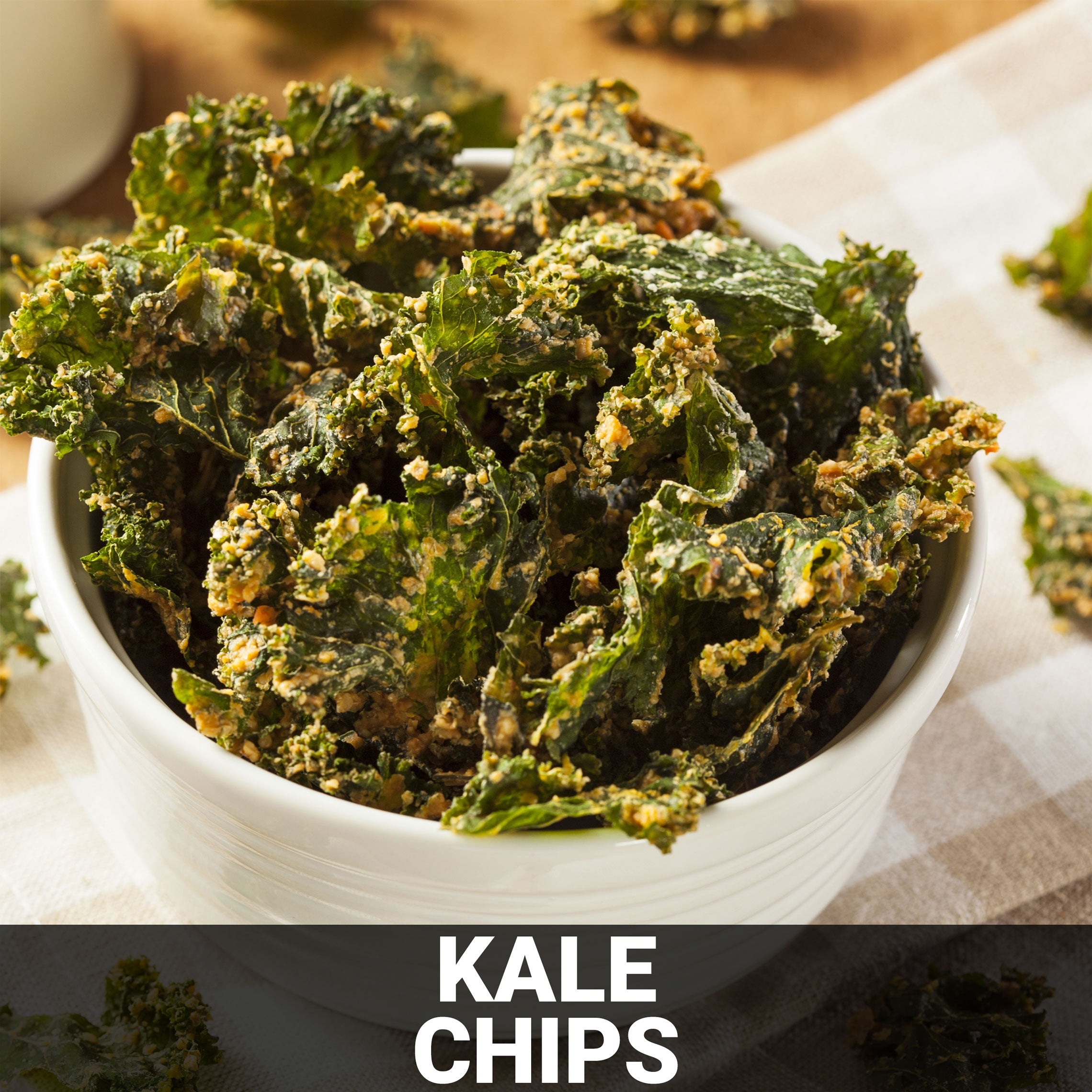 Kale Chips Recipe - Foods Alive