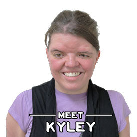 Meet Kyley - Foods Alive