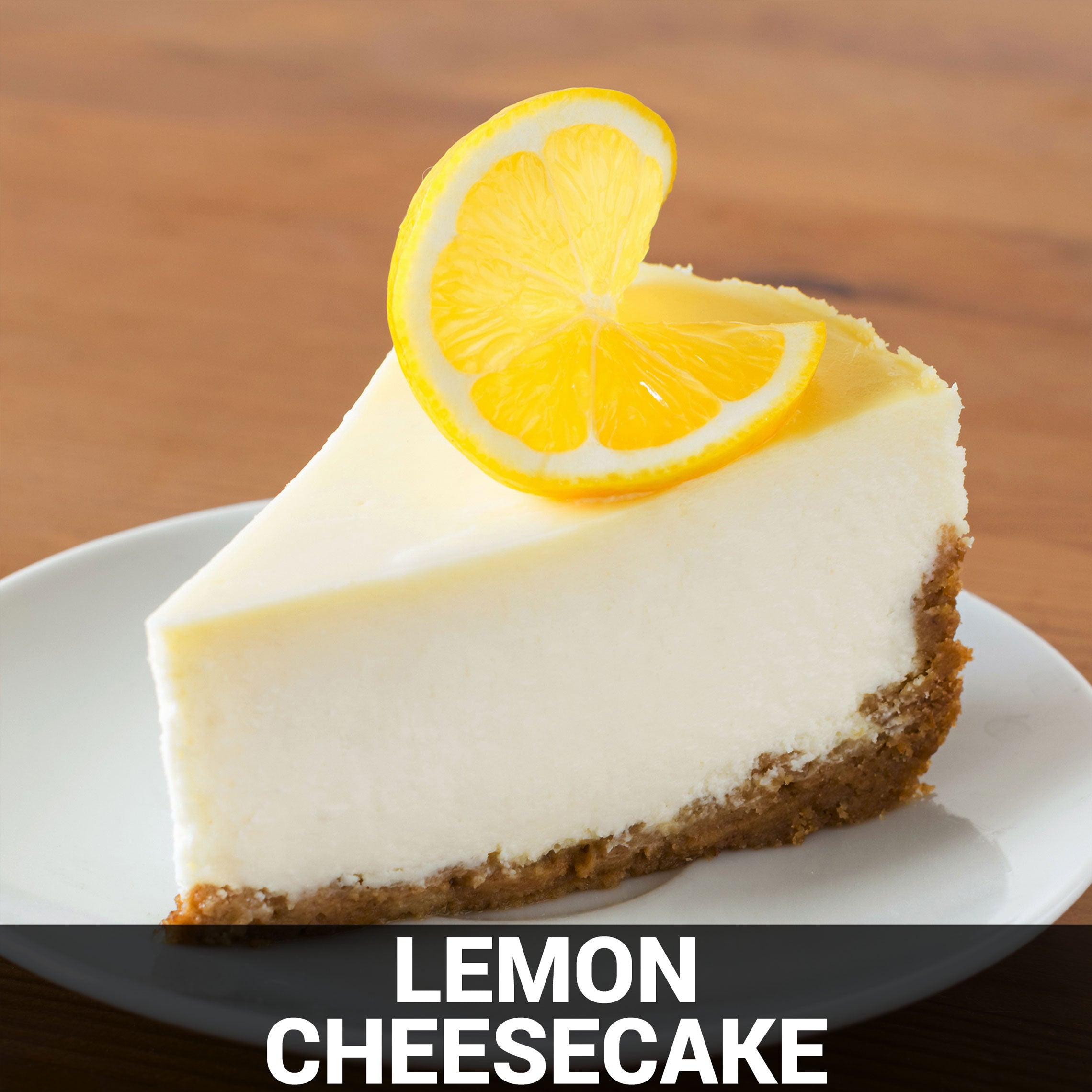 Lemon Cheesecake Recipe - Foods Alive