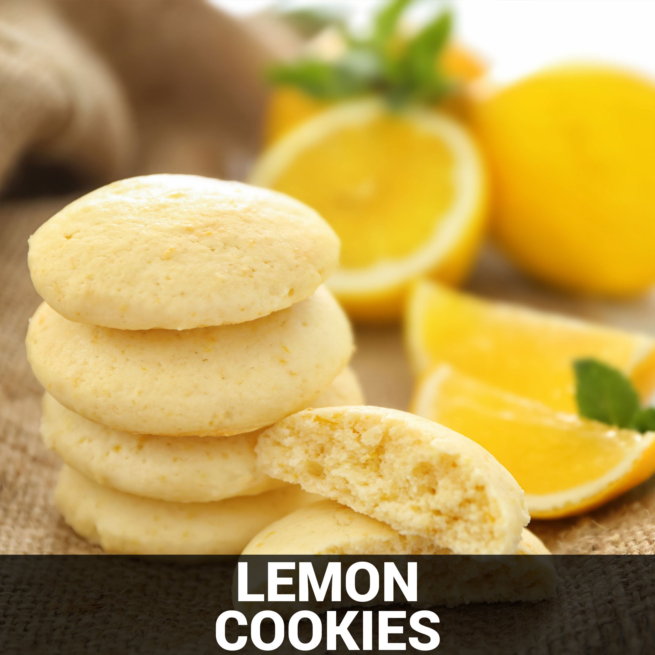 Lemon Cookies Recipe - Foods Alive