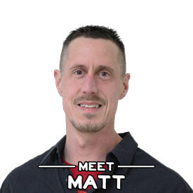 Meet Matt - Foods Alive